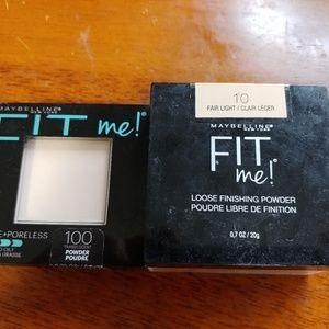 Bronzer/ Eyeshadow Palette / Powder Bundle